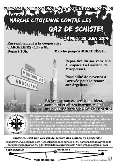 Affiche marche Argeliers 3