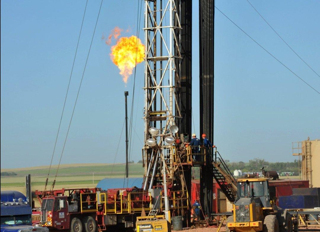 Energie: L'année de la fracturation !